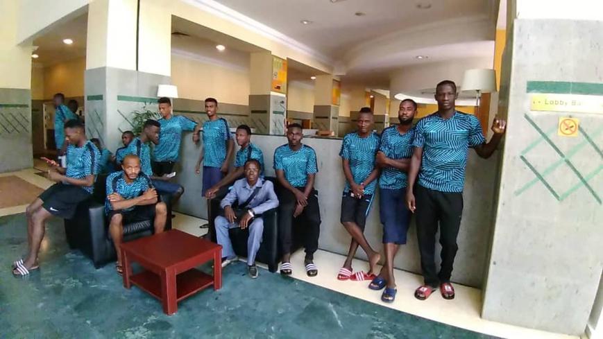 Football : les soudanais prêts pour le match contre le Tchad