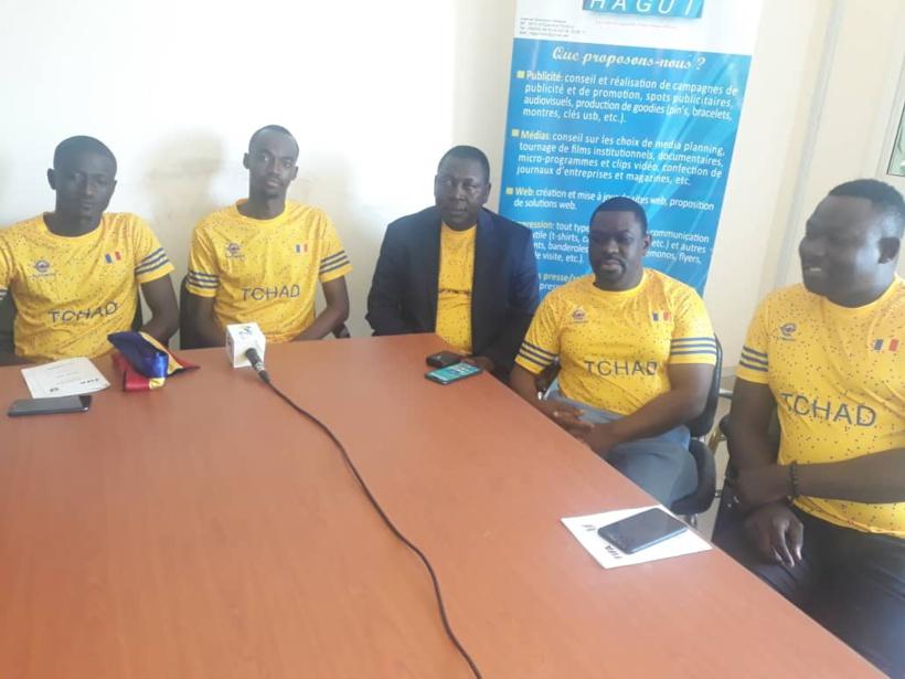 Tchad : un maillot de foot pour fédérer les supporters