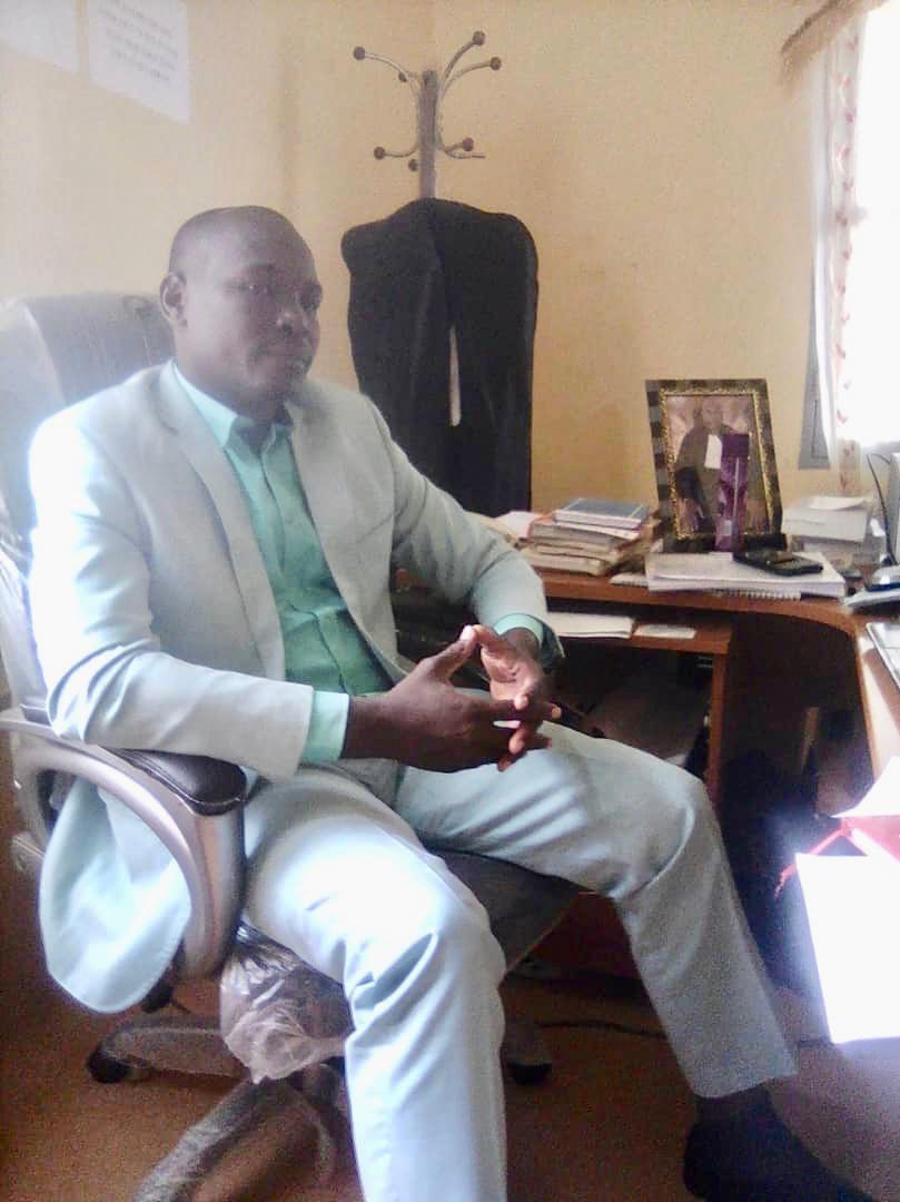 Tchad : Brahim Ali Kolla, procureur de la République de Moundou, a fait libérer plus de 50 prisonniers détenus arbitrairement. © Alwihda Info