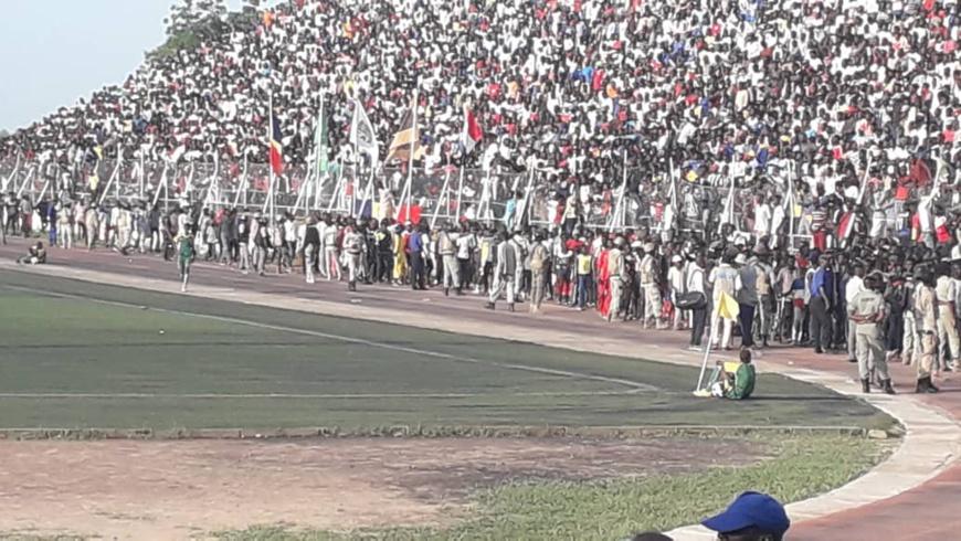 """Football : les SAO du Tchad déterminés à """"retourner la vapeur"""" au Soudan. © Alwihda Info"""