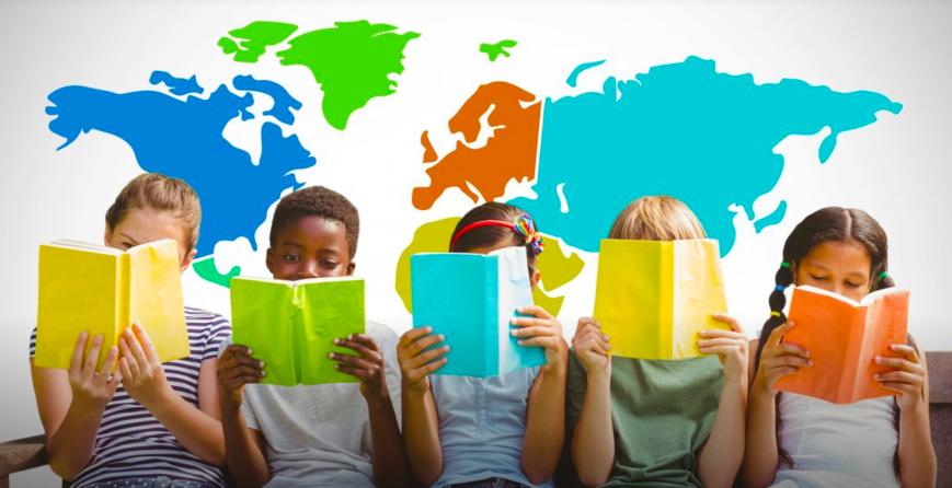 La Journée internationale de l'alphabétisation est célébrée le 8 septembre. (© Wavebreak Media Ltd./Alamy)