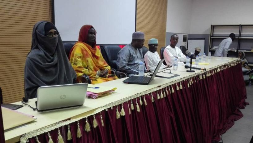 """Tchad : une association lancée pour """"pallier à certains maux que vit la société"""". © Alwihda Info"""