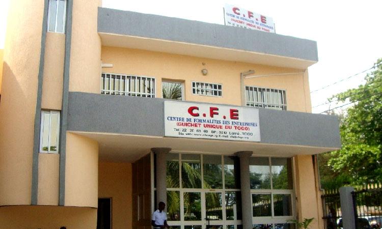 Le CFE au Togo. © DR/TBN
