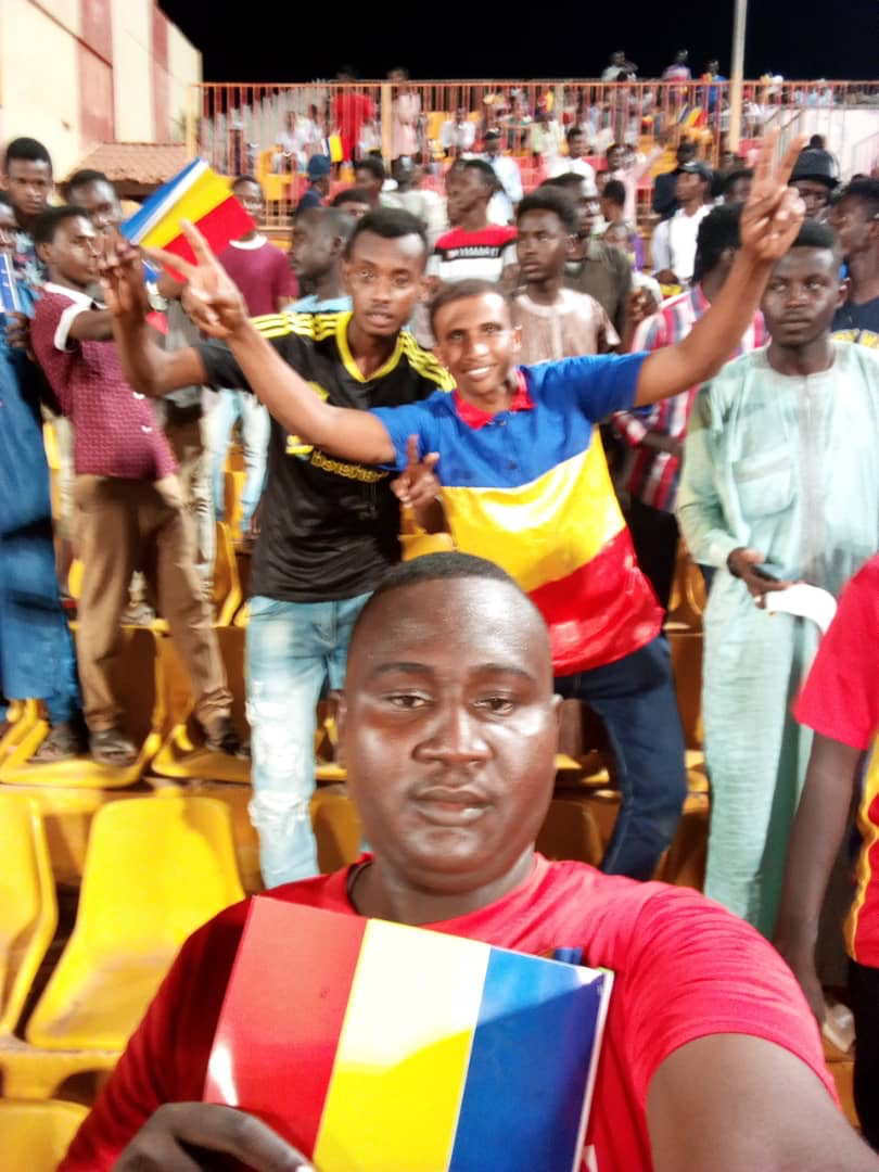 Match Tchad-Soudan : les supporteurs tchadiens mobilisés à Khartoum