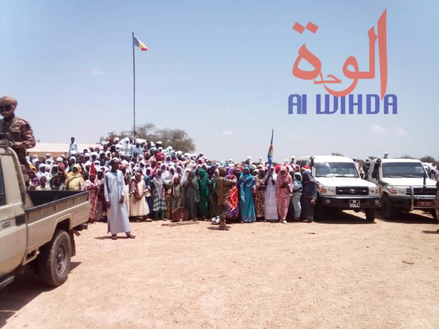 """Tchad : la décentralisation se poursuit pour un """"rapprochement pragmatique et efficace"""". © Alwihda Info"""