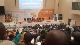 """Le Tchad veut """"s'insérer dans le nouvel ordre économique international"""" avec Internet. © Alwihda Info"""