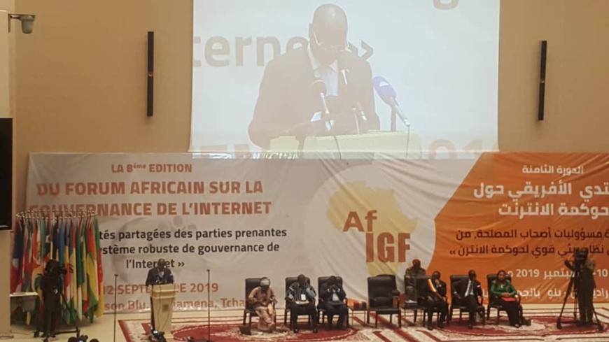 Tchad : des recommandations pour un écosystème robuste de gouvernance de l'Internet. ©Alwihda Info