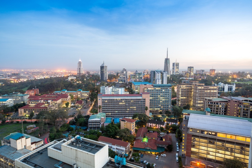 Nielsen reveals stabilising prospects in Africa. ©DR