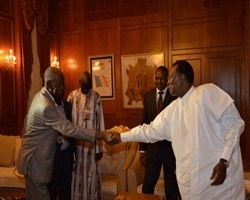 Tchad : Le cas de Habré de nouveau évoqué à la Présidence