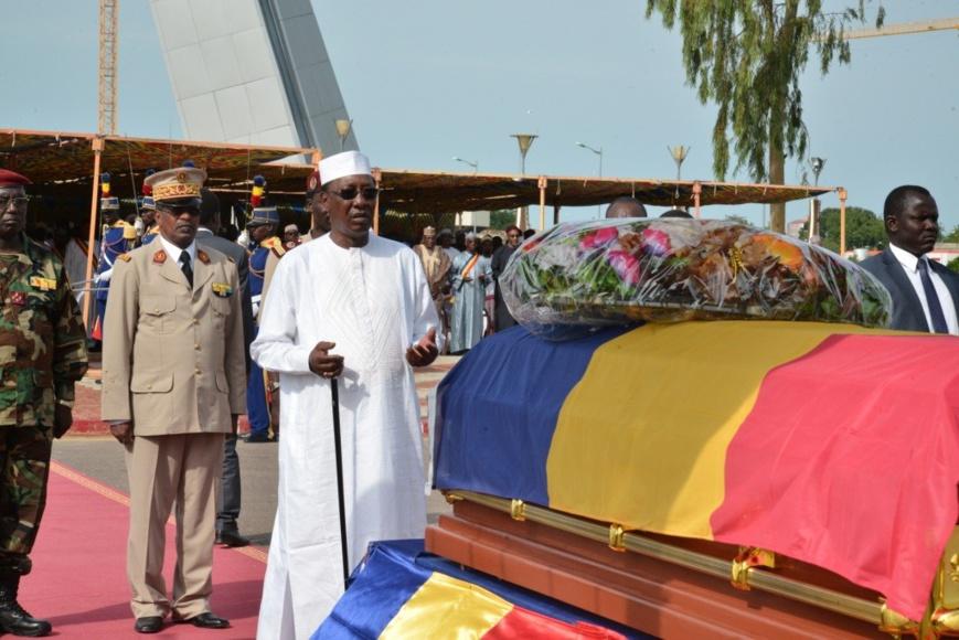 Tchad : Lol Mahamat Choua, figure emblématique et hommage national. © Pr