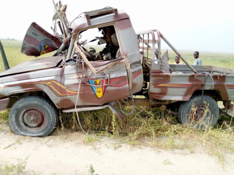 Tchad : un officer tué dans l'explosion d'une mine au Lac