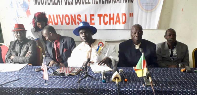 """Tchad : un mouvement durcit ses revendications face à la """"souffrance du peuple"""". © Alwihda Info"""