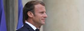 Emmanuel Macron. © DR