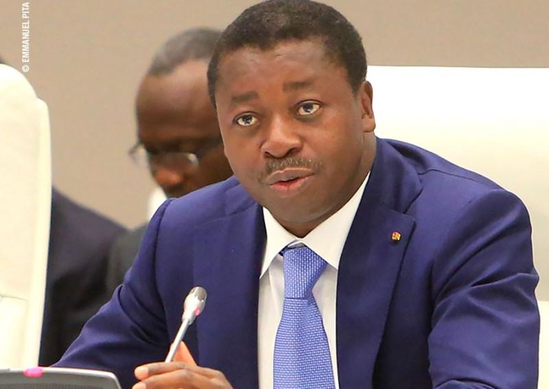 Faure Gnassingbé félicite les ministres et donne des directives à l'approche de la présidentielle. © DR
