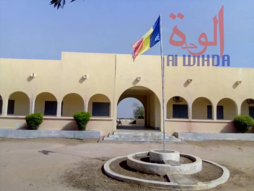 Le gouvernorat de la province du Ouaddaï. © Alwihda Info