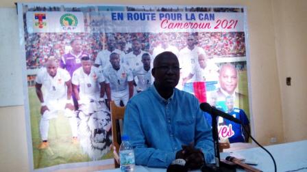 Centrafrique : la RCA déterminée pour une qualification à la CAN 2021 au Cameroun