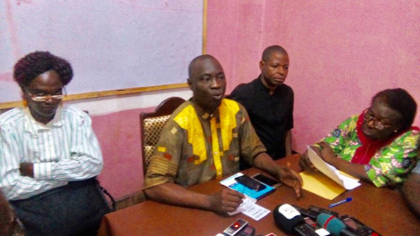 Centrafrique : une marche pacifique maintenue malgré des appels au boycott. © DR