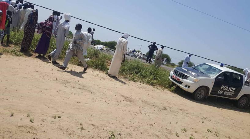 Tchad : un automobiliste tue 3 personnes à Massaguet et s'enfuit