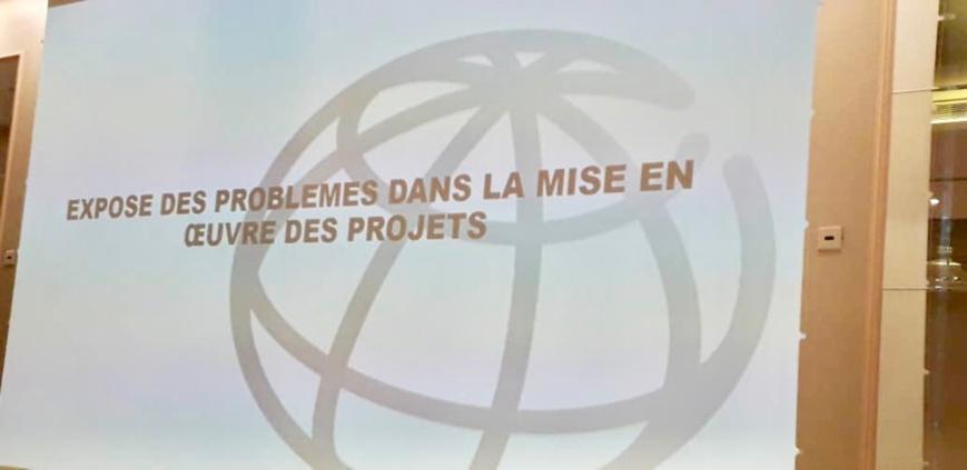 """Tchad : """"La satisfaction n'est pas une invitation à dormir sur les lauriers"""", Banque mondiale. © Alwihda Info"""