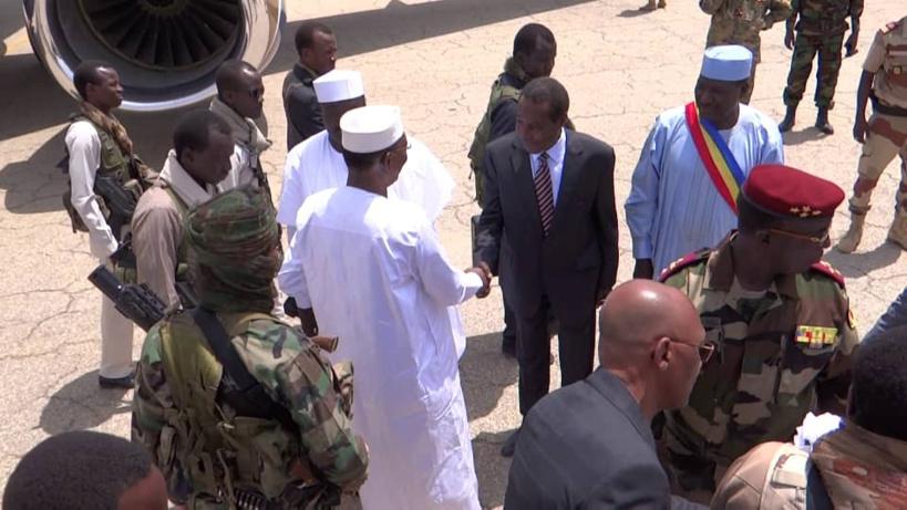 Tchad : Déby accuse des hommes politiques d'instrumentaliser les communautés