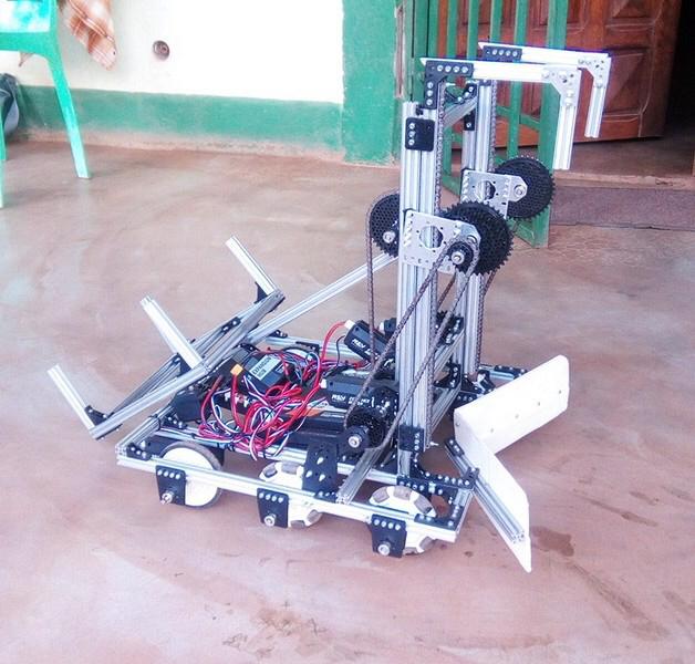 Centrafrique : Faire de la RCA une nation robotique : un défi pour Action Secours et Espoir en association avec YALI Centrafrique.