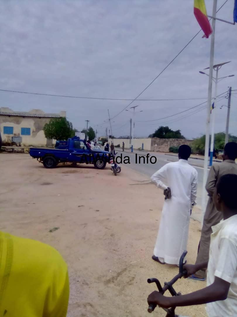 Tchad : début de mutinerie à la maison d'arrêt d'Abéché, le gouverneur sur place