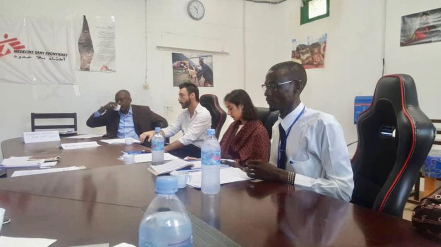 Tchad : MSF, 40 ans de combat contre les épidémies, la malnutrition et le sous-développement. ©Alwihda Info