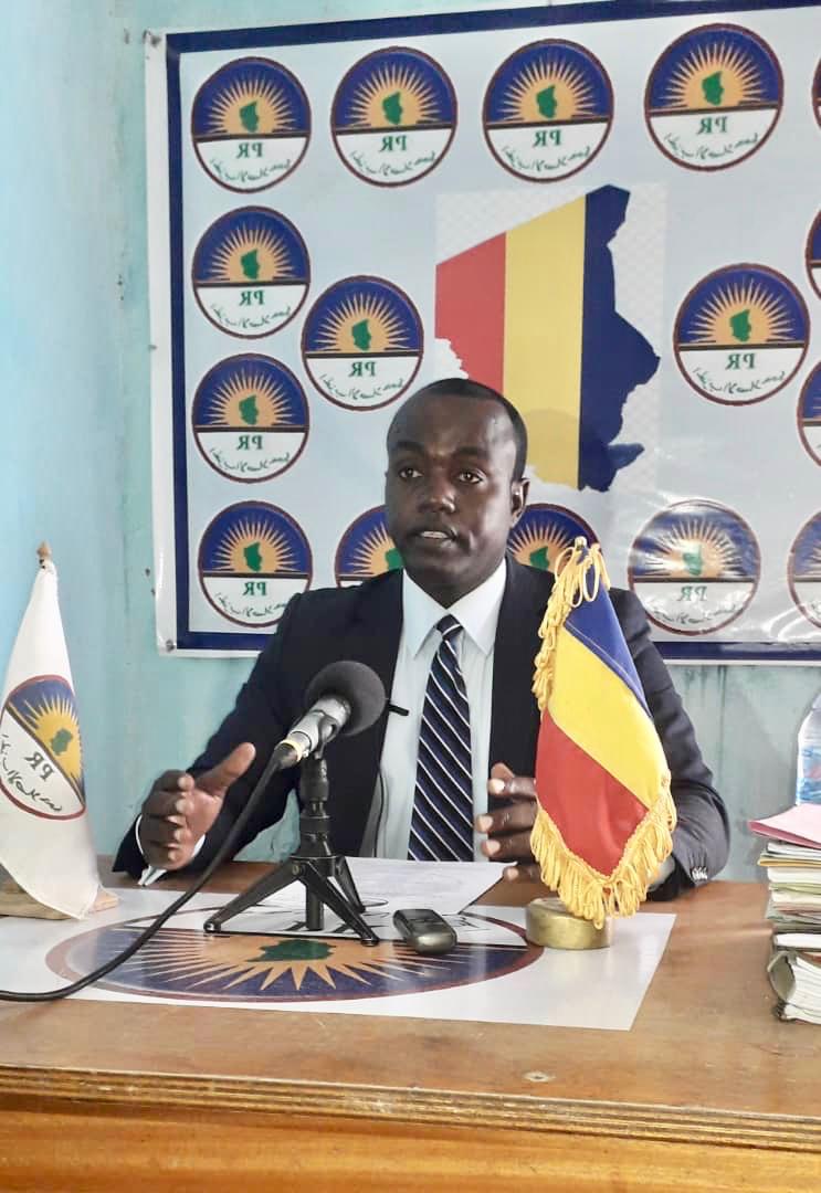 """Tchad : le parti réformiste veut une nouvelle voie démocratique face à la situation """"lamentable"""". © Alwihda Info"""