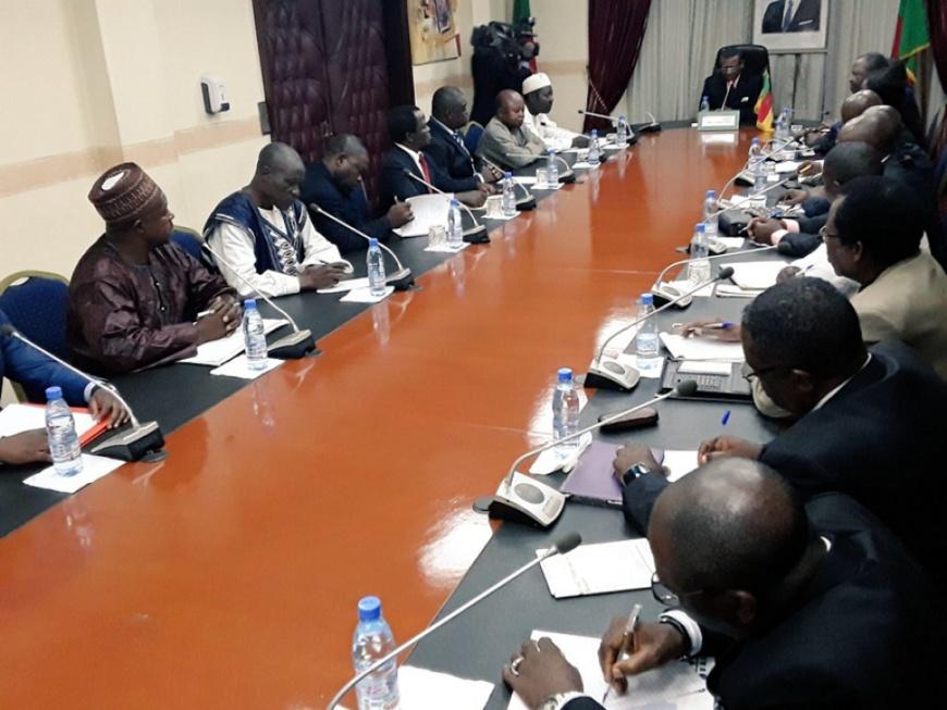Cameroun : position sur le grand dialogue national. © DR