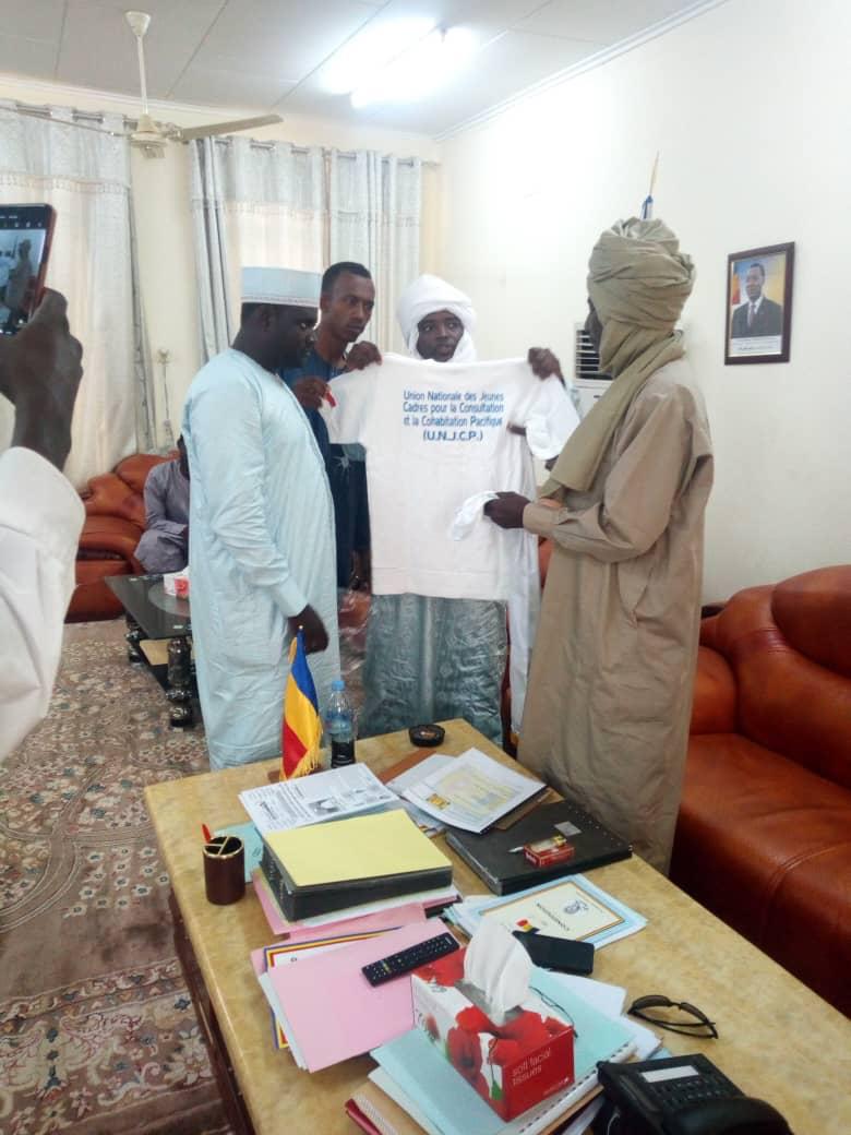 Tchad : une mission associative des jeunes pour sensibiliser sur la paix à l'Est