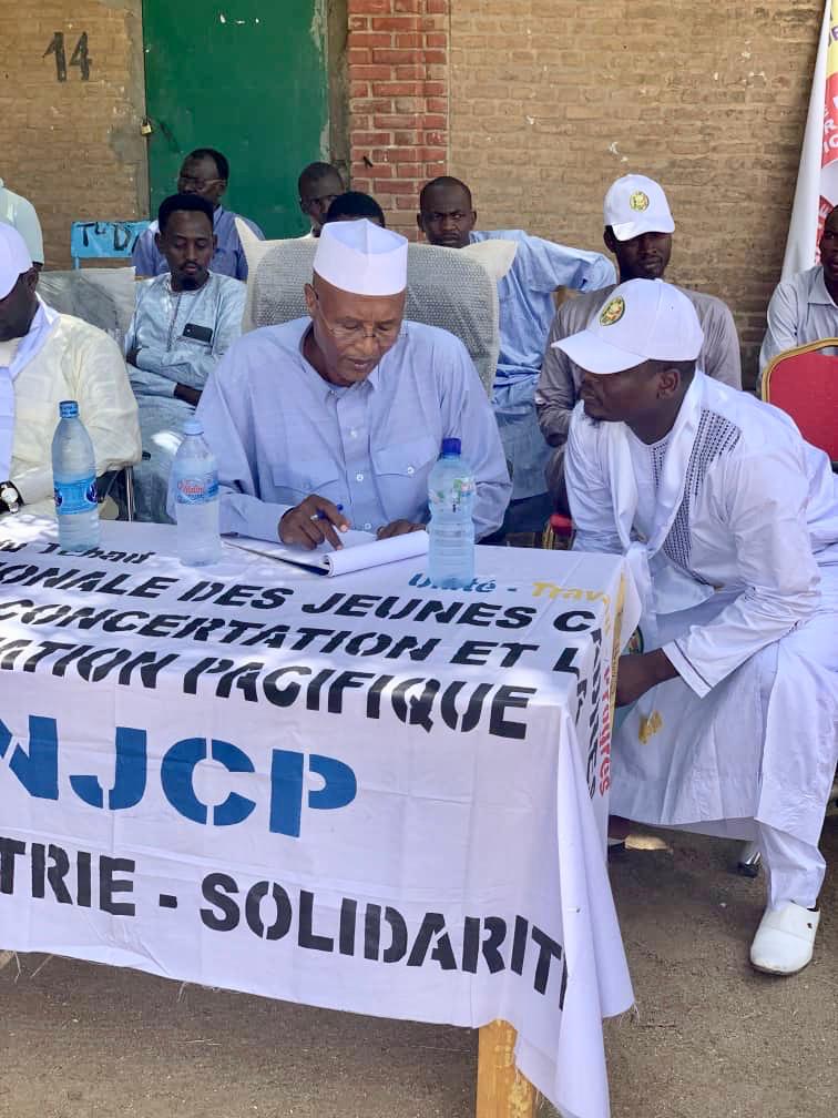 """Tchad : """"nous devrions surpasser nos intérêts égoïstes et s'unir"""". © DR"""