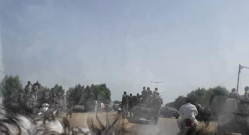Tchad : tentative d'assassinat en plein jour à N'Djamena