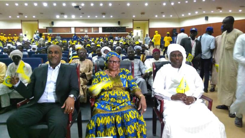 Tchad : une cérémonie de remerciement au chef de l'État pour ses actions de paix