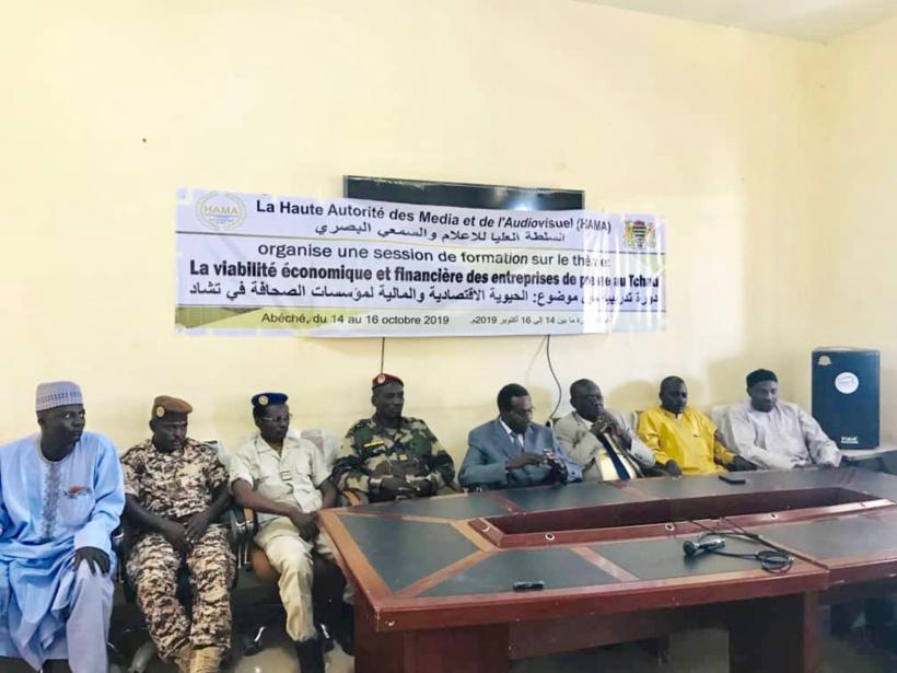 Tchad : la HAMA forme les journalistes provinciaux