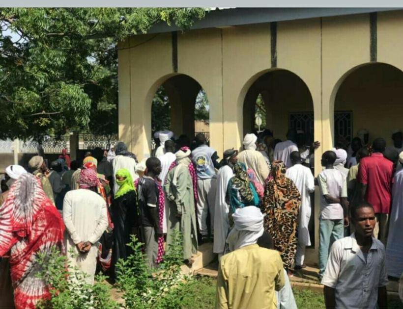 Tchad : une caravane ophtalmologique gratuite à Bitkine