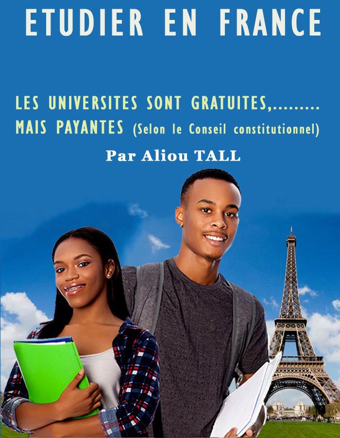 Augmentation des droits d'inscription dans les universités françaises : le Conseil constitutionnel rejette la demande des étudiants étrangers