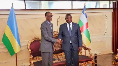 La République Centrafricaine renforce sa coopération avec le Rwanda