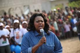 Claudia Lemboumba Sassou N'Guesso.