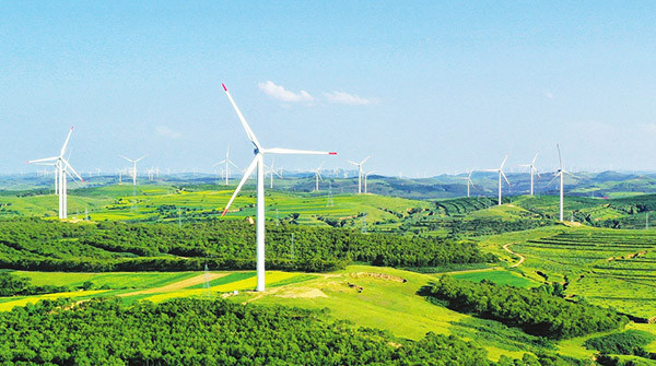 Shanxi makes strides in renewable energy generation