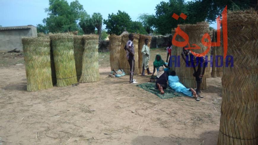 Tchad : au Sila, le commerce permet aux jeunes de se prendre en charge. © Alwihda Info