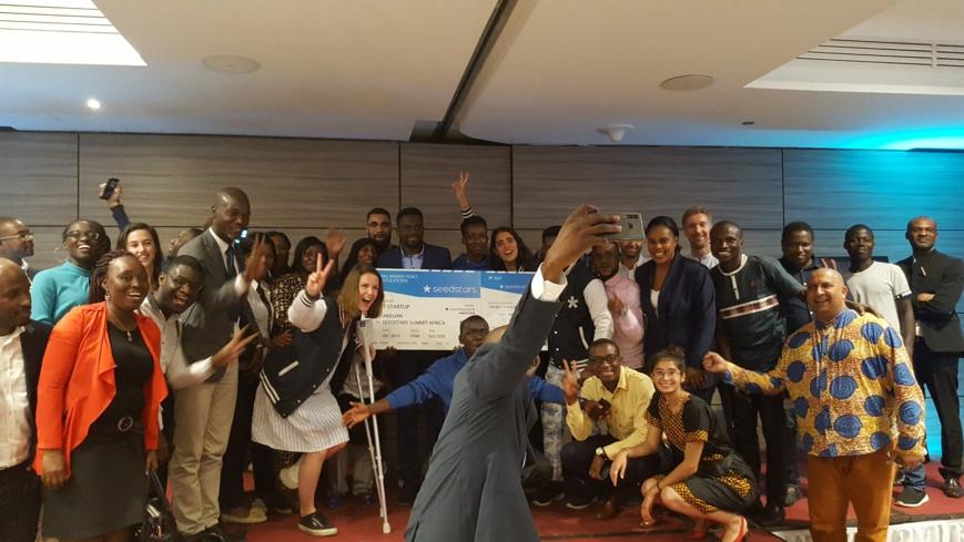 Côte d'Ivoire/Promotion des start-up : Orange Fab récompense les 3 lauréats de la saison 5.