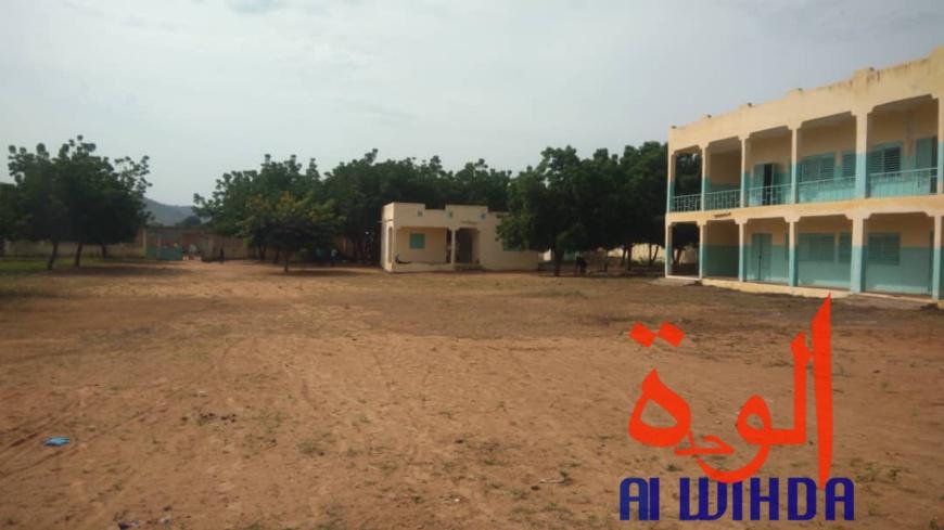 Tchad : au Sila, une rentrée scolaire très timide. © Alwihda Info