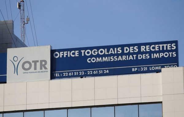 L'Office togolais des recettes. © DR/TogoFirst