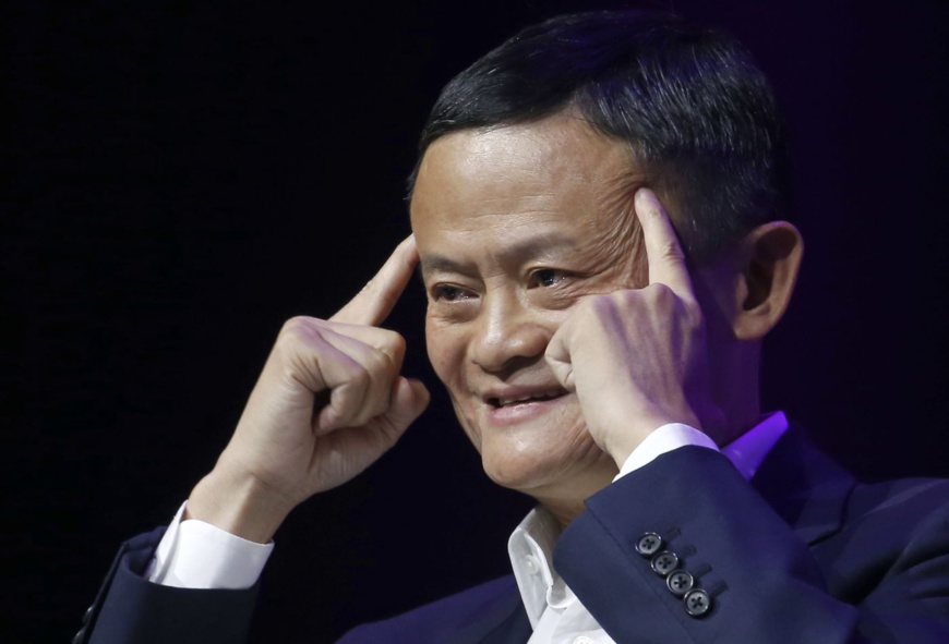 Chairman of Alibaba Group Holding Ltd. Jack Ma at the Viva Technology show in Paris, France.Chesnot | Getty Images News | Getty Images