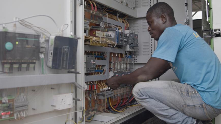 L'Afrique est à un moment critique pour atteindre les objectifs énergétiques mondiaux d'ici à 2030. © DR