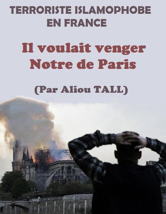 Attentat contre une mosquée en France : Le terrorisme islamophobe est en marche ! (Par Ailou Tall)