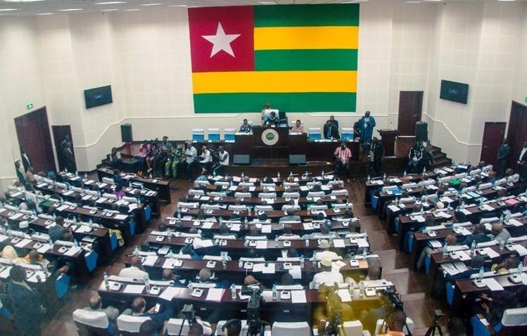 L'hémicycle au Togo. ©DR