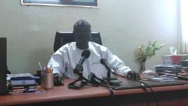 Le directeur général adjoint de la Star Nationale SA, Hassan Ratou. © Alwihda Info