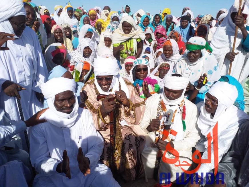 """Tchad : le sultan du Ouaddaï s'implique dans le désarmement, """"même moi je ne détiens pas d'arme"""""""