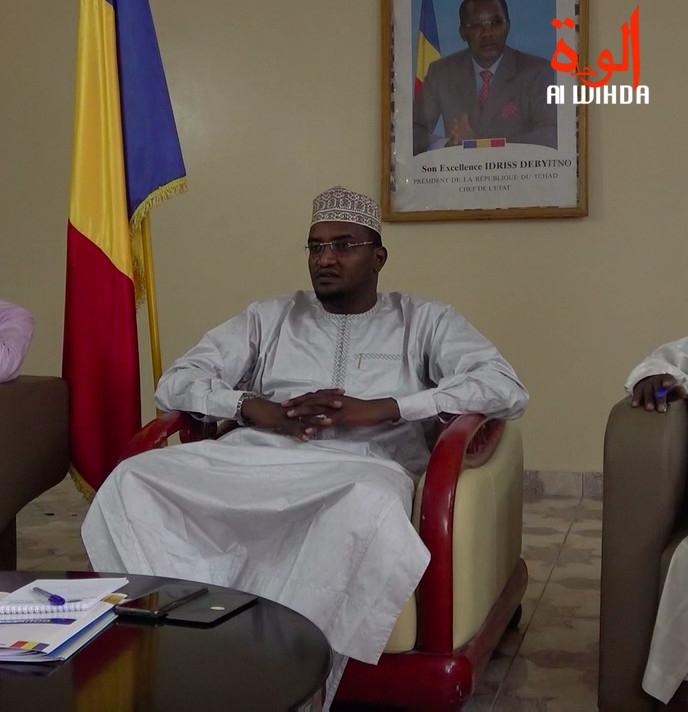 Tchad : le ministre de la défense se félicite du travail abattu pendant l'état d'urgence. © Alwihda Info